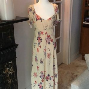 Zara Dresses - Zara Floral maxi dress